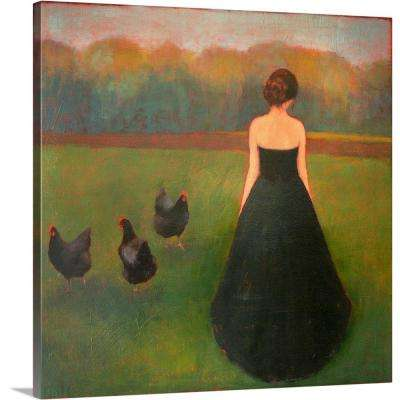 """""""Evening Wear"""" by  Tracy Helgeson Canvas Wall Art"""