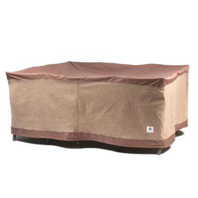 Ultimate 92 in. Square Patio Table and Chair Set Cover