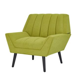 Tremendous Handy Living Houston Apple Green Plush Low Pile Velvet Mid Squirreltailoven Fun Painted Chair Ideas Images Squirreltailovenorg