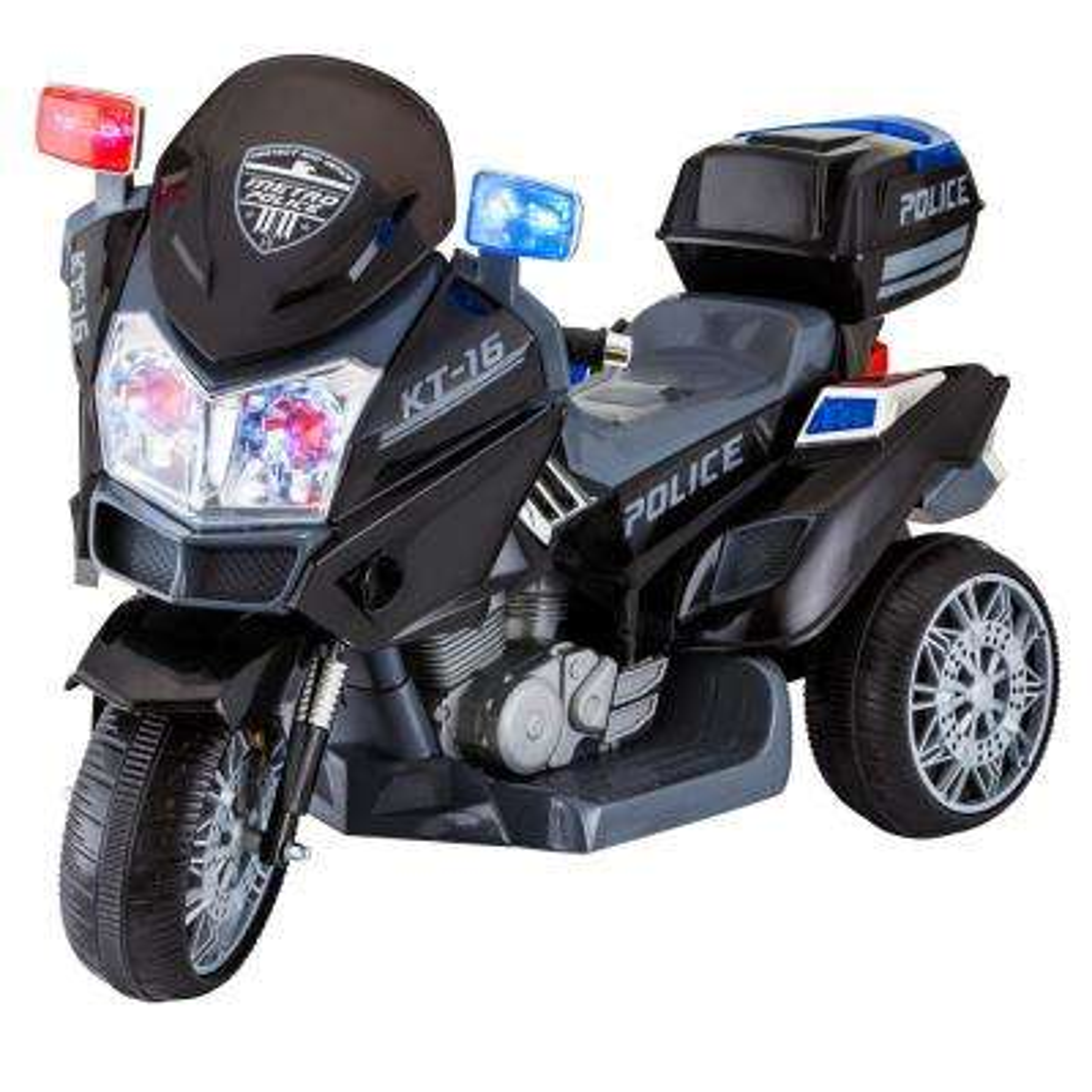 Police Trike