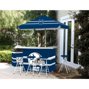 Best Of Times Indianapolis Colts 6 Piece All Weather Patio