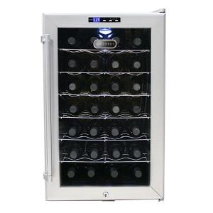 Click here to buy Whynter 28-Bottle Thermoelectric Wine Cooler by Whynter.