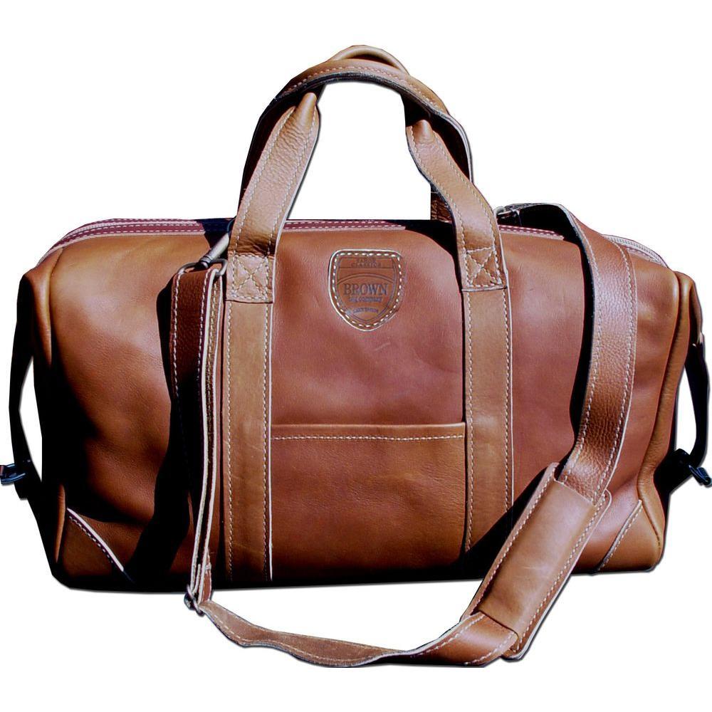Brown Bag Co Alpine Duffel Bag