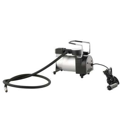12-Volt Electric Air Compressor with Gauge