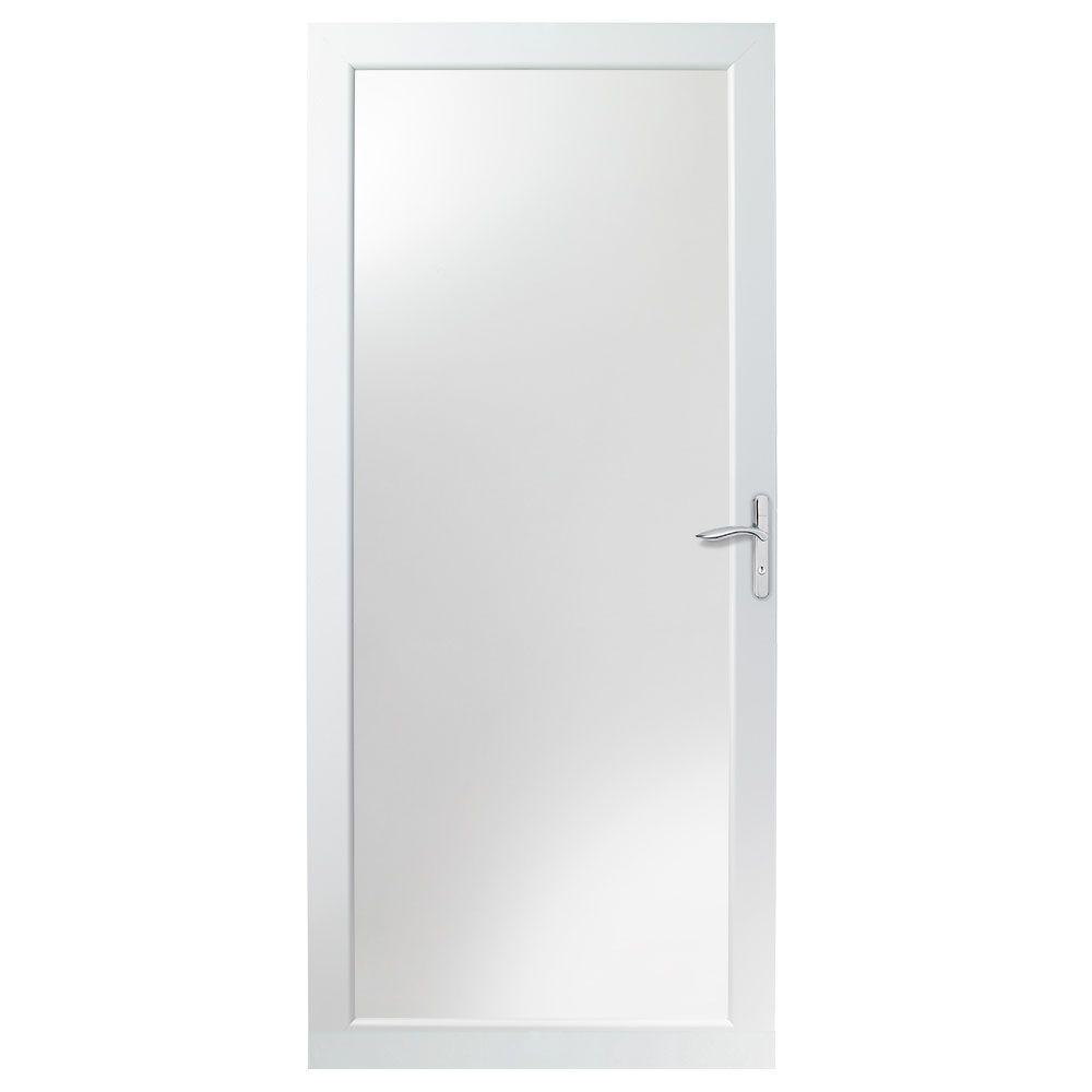 Andersen 36 In X 80 4000 Series White Universal Fullview. Storm Door  Reviews Doors Installation Dealers Entry Storm Door Reviews Retractable  Doors M