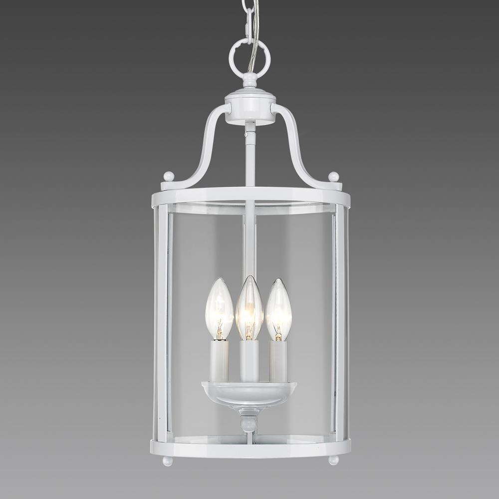 Nickel - Cage - Pendant Lights - Lighting - The Home Depot