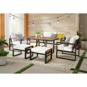 Aluminum Outdoor Patio Dining Table