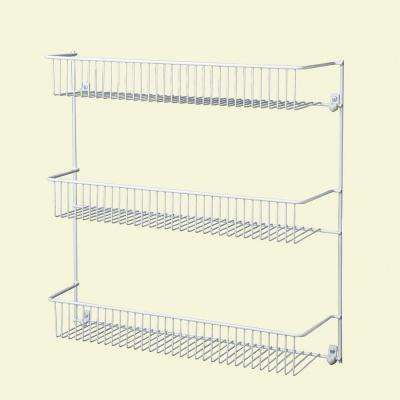 18 In. 3 Tier All Purpose Storage Rack