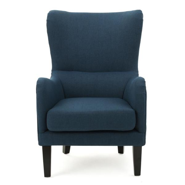 Brilliant Blue Padded Club Chair Fc 332Xl The Home Depot Alphanode Cool Chair Designs And Ideas Alphanodeonline