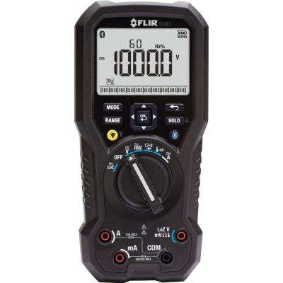 Industrial Digital Multimeter with LoZ and VFD