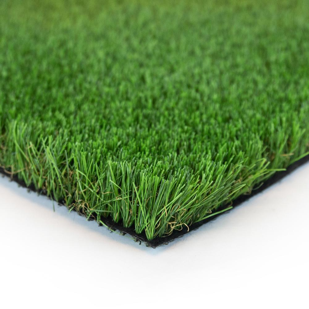 Fescue Multipurpose Artificial Grass Synthetic Lawn Turf 12 ft. x Custom Length