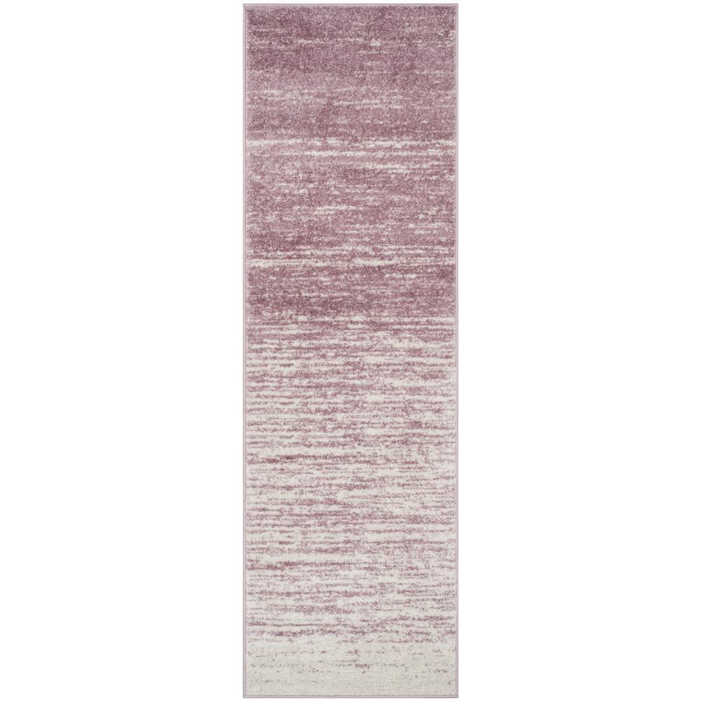 Purple Rug 2 Ft: Safavieh Adirondack Cream/Purple 2 Ft. 6 In. X 10 Ft
