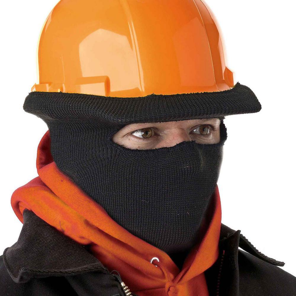 N-Ferno Black Stretch Cap - Full Face