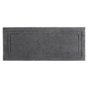 Mohawk Imperial 24 inch x 60 inch Cotton Runner Bath Rug in Pewter by Mohawk
