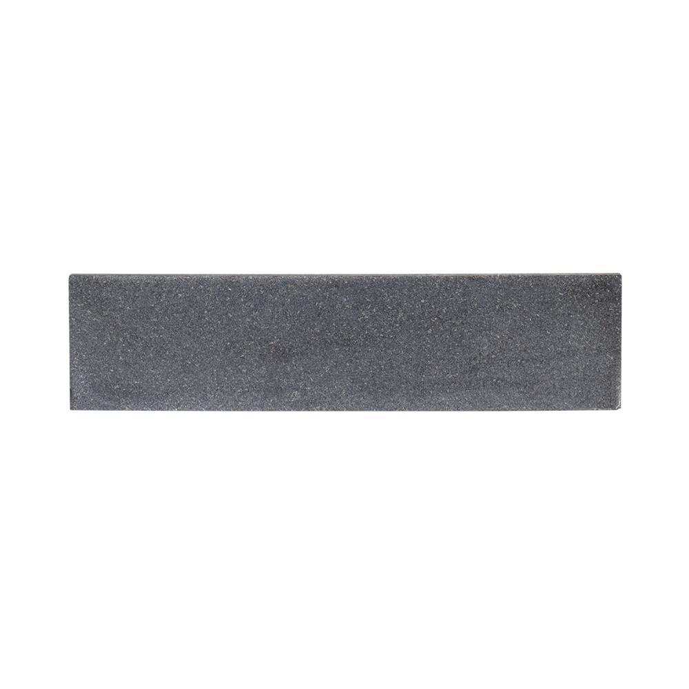 Basalt 2 in. x 8 in. x 8 mm Basalt Wall Tile (1 sq. ft./ pack)