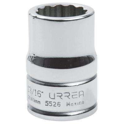 3/4 in. Drive 12 Point 3/4 in. Chrome Socket