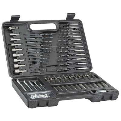 Combination Drill and Screwdriver Set (109-Piece)