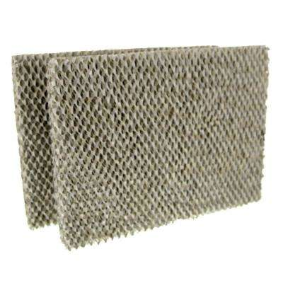 Replacement for Aprilaire 35 Models 350, 360, 560, 560A, 568, 600 Humidifier Filter (2-Pack)