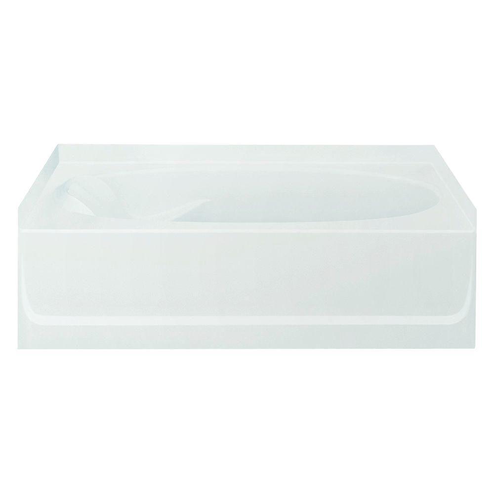 Deep alcove soaking tub | Bathtubs | Compare Prices at Nextag