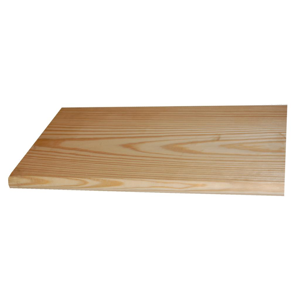 Bon 5/4 In. X 12 In. X 3 Ft. Southern Yellow Pine