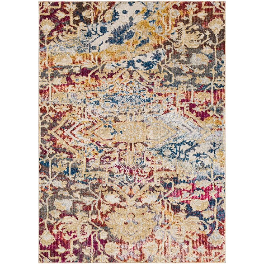 Artistic Weavers Cabot Dark Blue 2 ft. x 3 ft. Area Rug