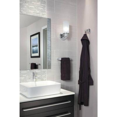 Align 9 in. Hand Towel Bar in Chrome
