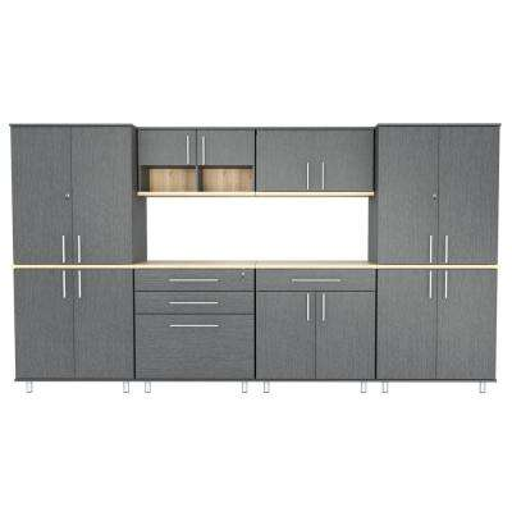 Wood Garage Storage Systems