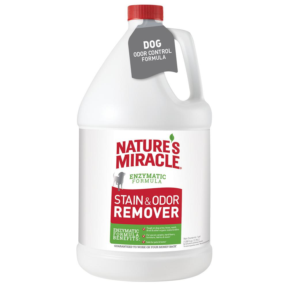 Nature S Miracle 128 Oz Stain And Odor Remover P 98124