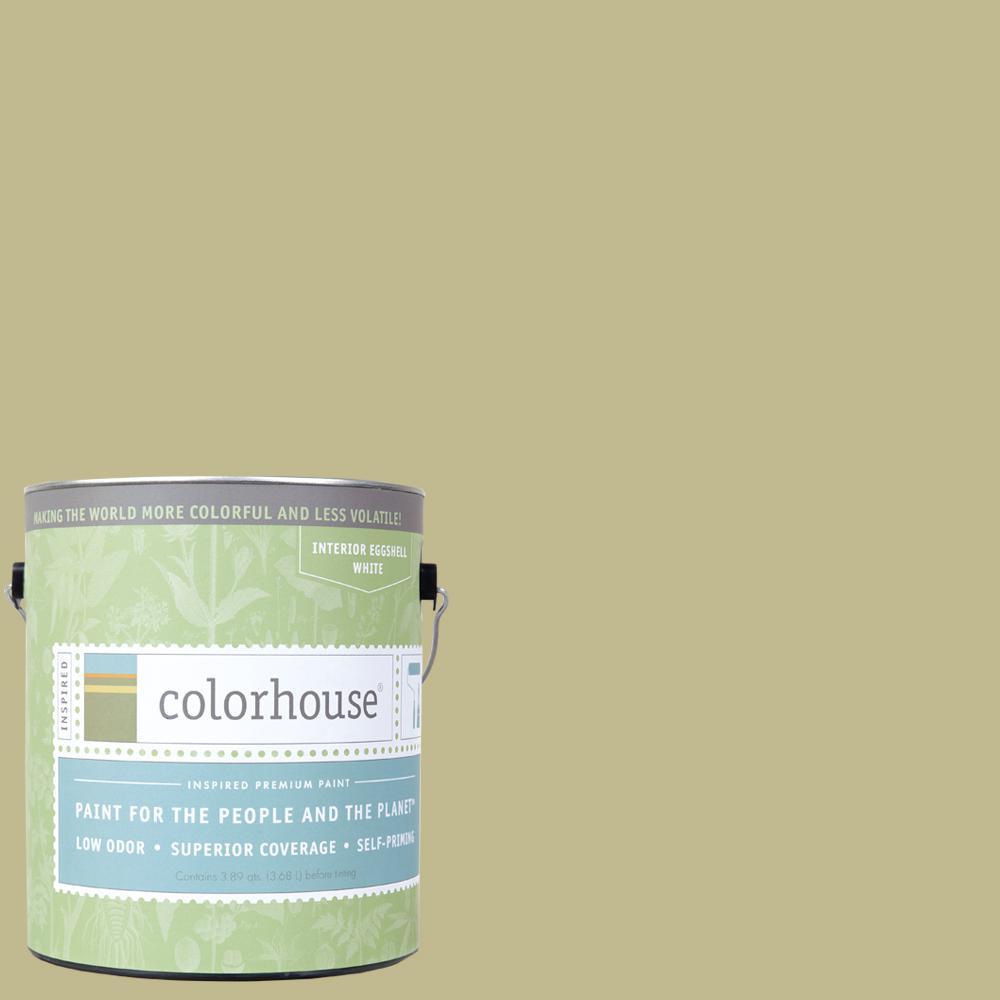 1 gal. Leaf .02 Eggshell Interior Paint