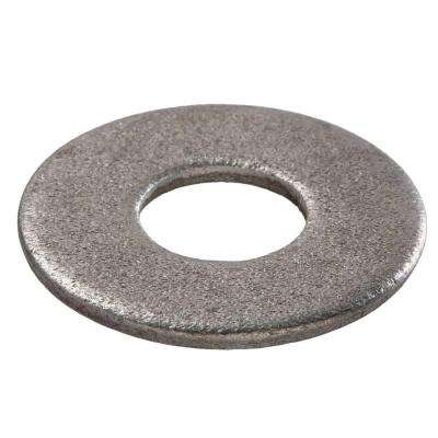 3/8 in. Galvanized Flat Washer (25-Piece per Bag)