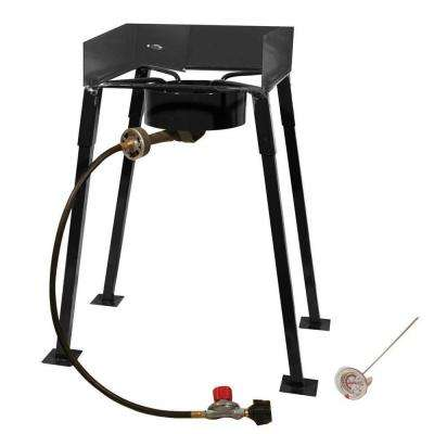 54,000 BTU Heavy Duty Portable Propane Gas Outdoor Cooker