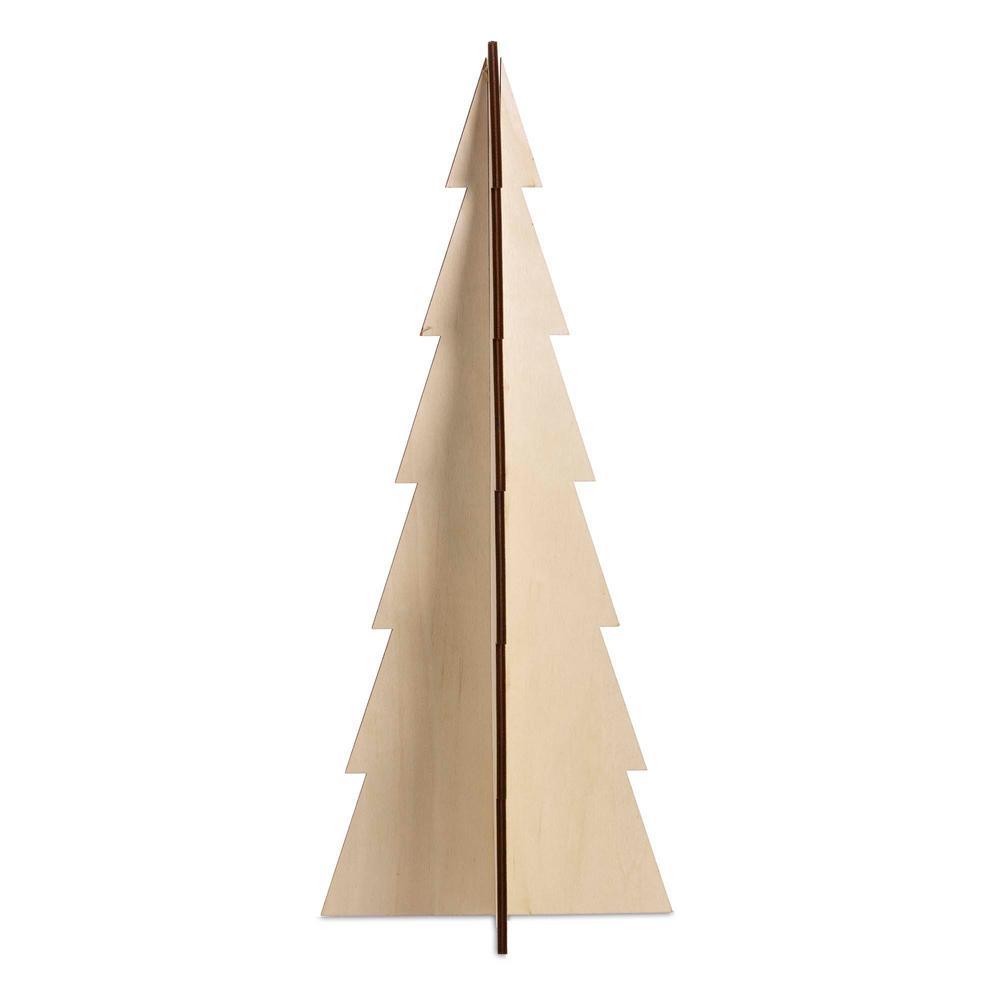 Design Ideas 17 6 In Christmas Tannenbaum Tree Decoration In Natural