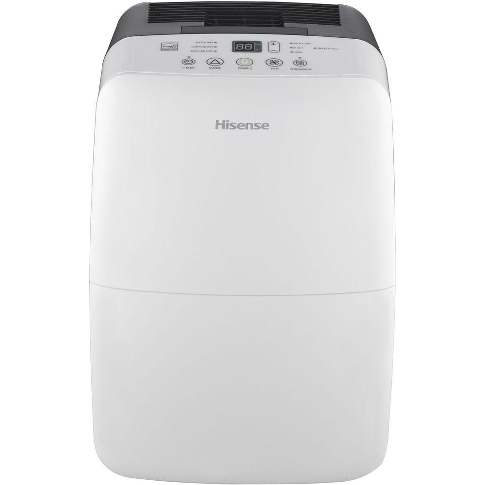 Hisense Energy Star 35 Pint 2 Speed Dehumidifier Dh