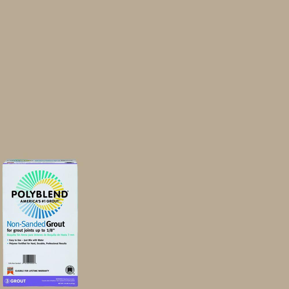 Polyblend #101 Quartz 10 lb. Non-Sanded Grout