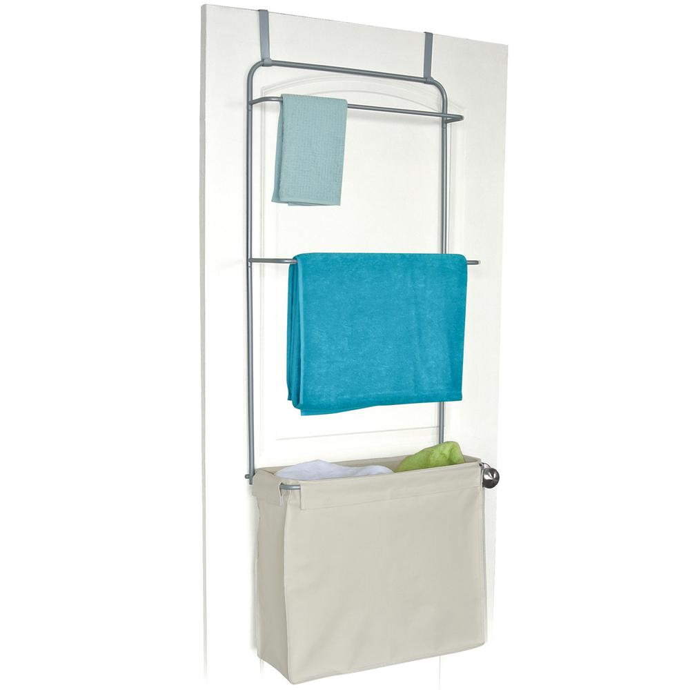 HOMZ Over The Door Organizer-5832008EC.01 - The Home Depot