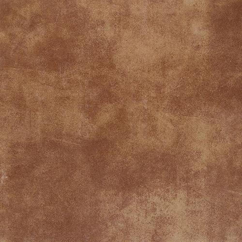 Veranda Rust 20 in. x 20 in. Porcelain Floor and Wall