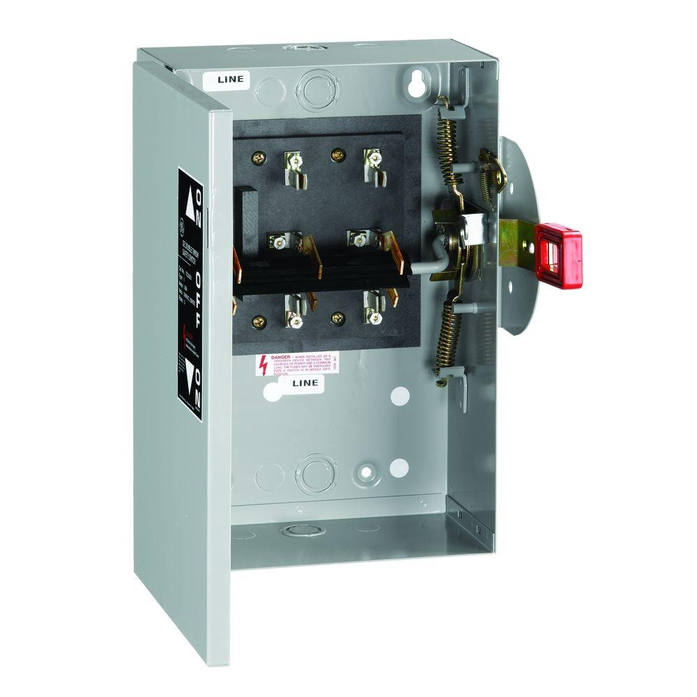 faze 3 fuse box handle ge 30 amp 240 volt non fused indoor general duty double  ge 30 amp 240 volt non fused indoor general duty double