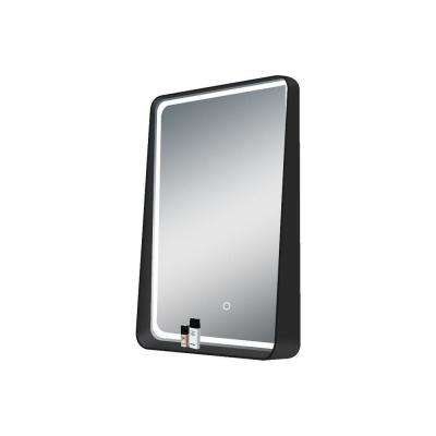 24x32 LED Lighted and Storage Function Mirror