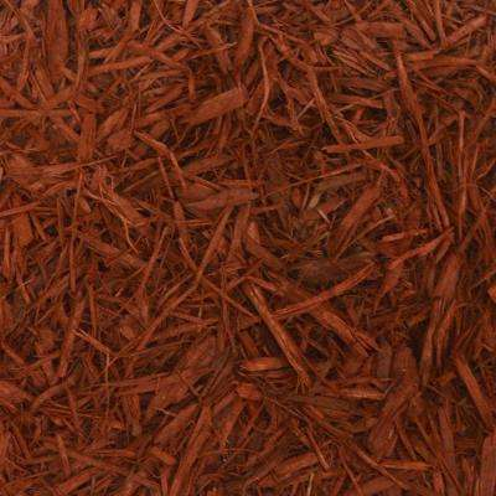 12 cu. yd. Red Landscape Bulk Mulch