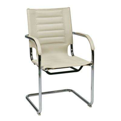 Cream Trinidad Guest Chair