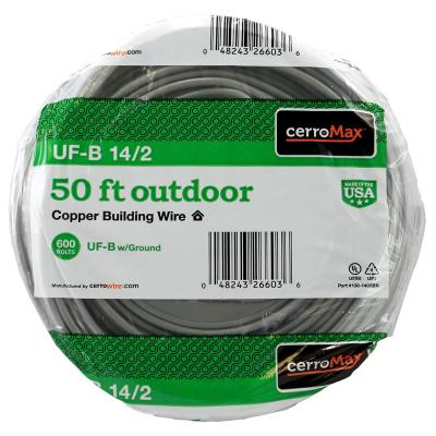 50 ft. 14/2 UF-B Cable