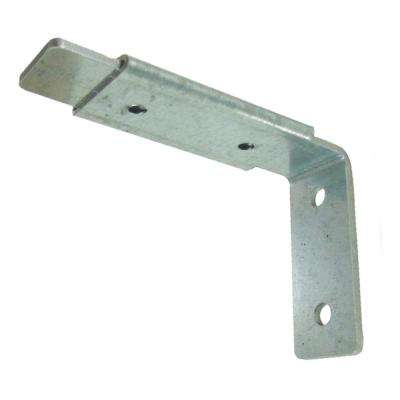 4 in. x 2.5 in. Corbel Mounting System Galvanized Steel