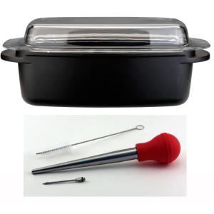 Click here to buy BergHOFF 4-Piece Roaster Set by BergHOFF.