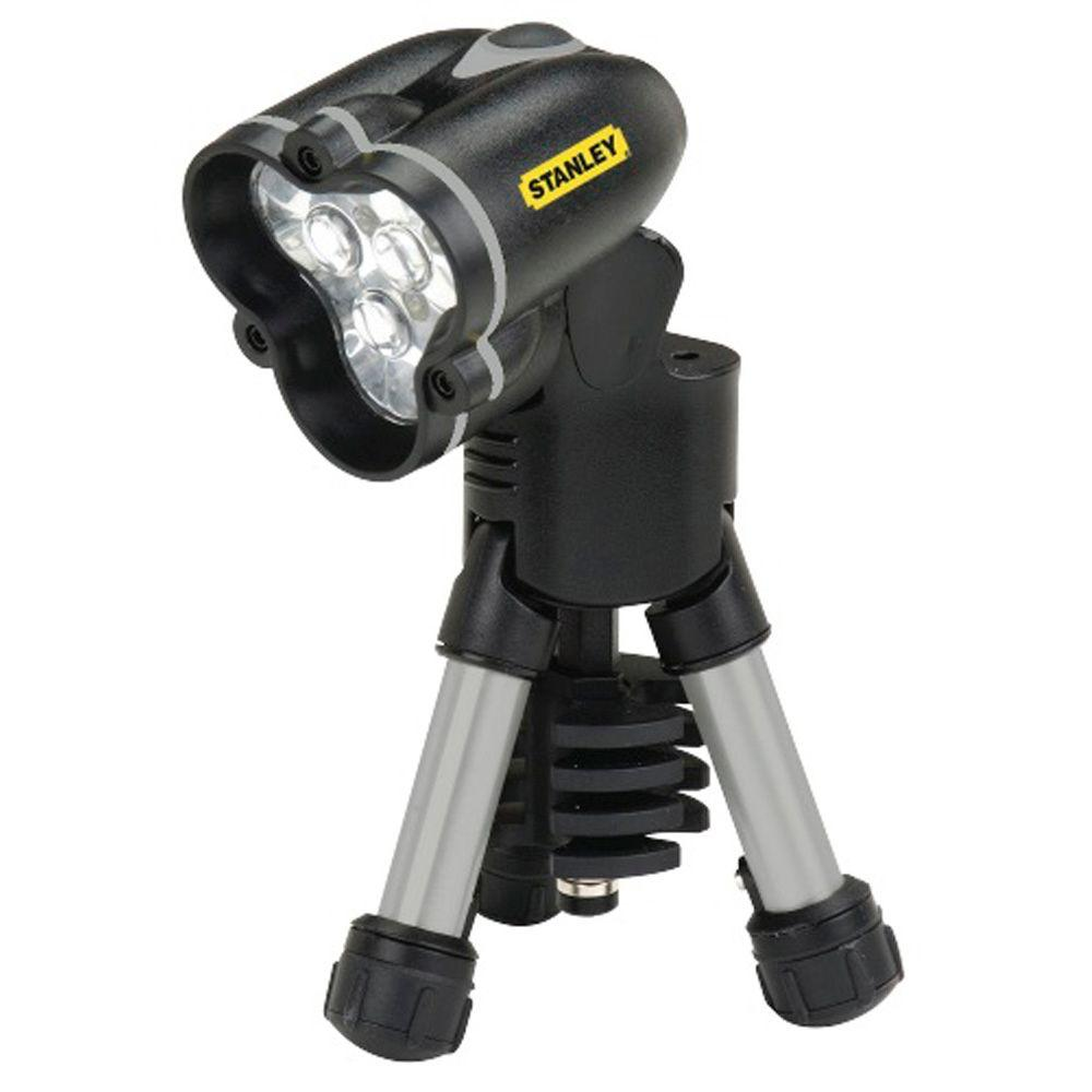 null Mini Tripod Flashlight