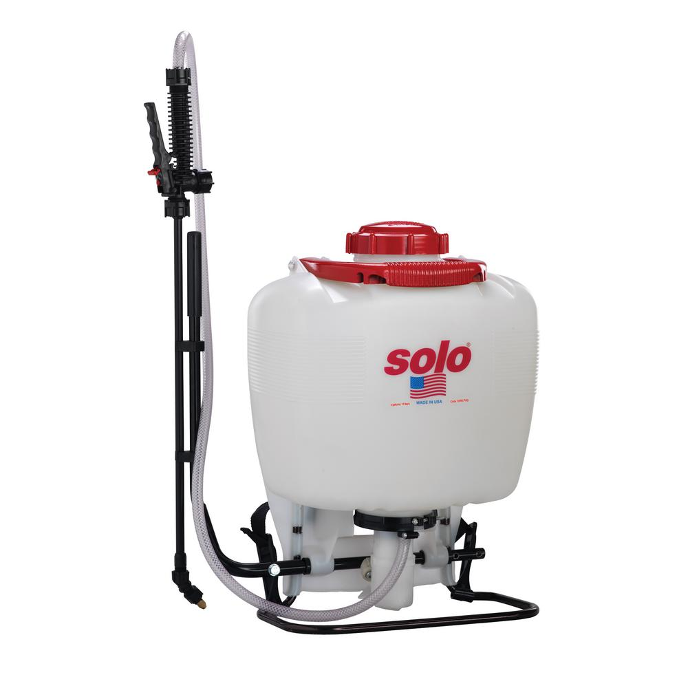 4 Gal. Piston Backpack Sprayer