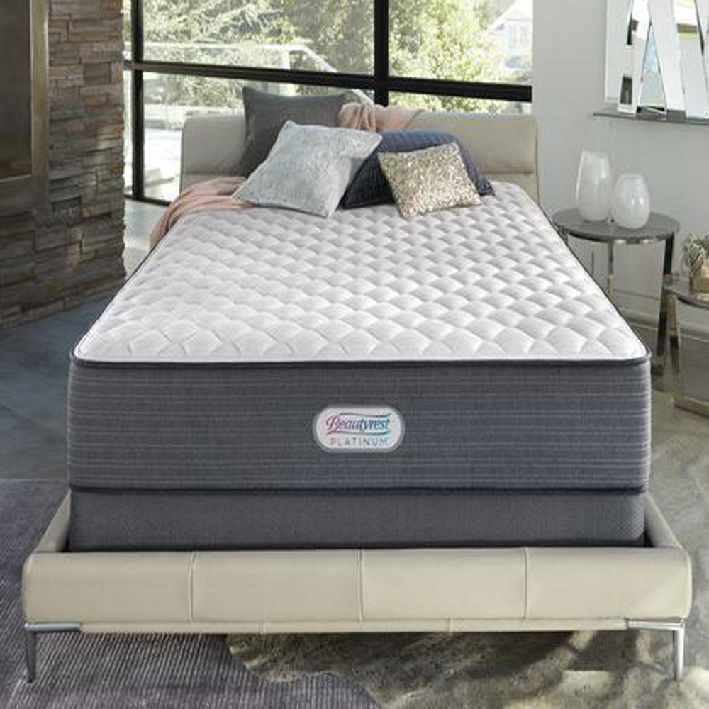 Platinum Spring Grove 15in. Medium Hybrid Pillow Top Twin XL Mattress