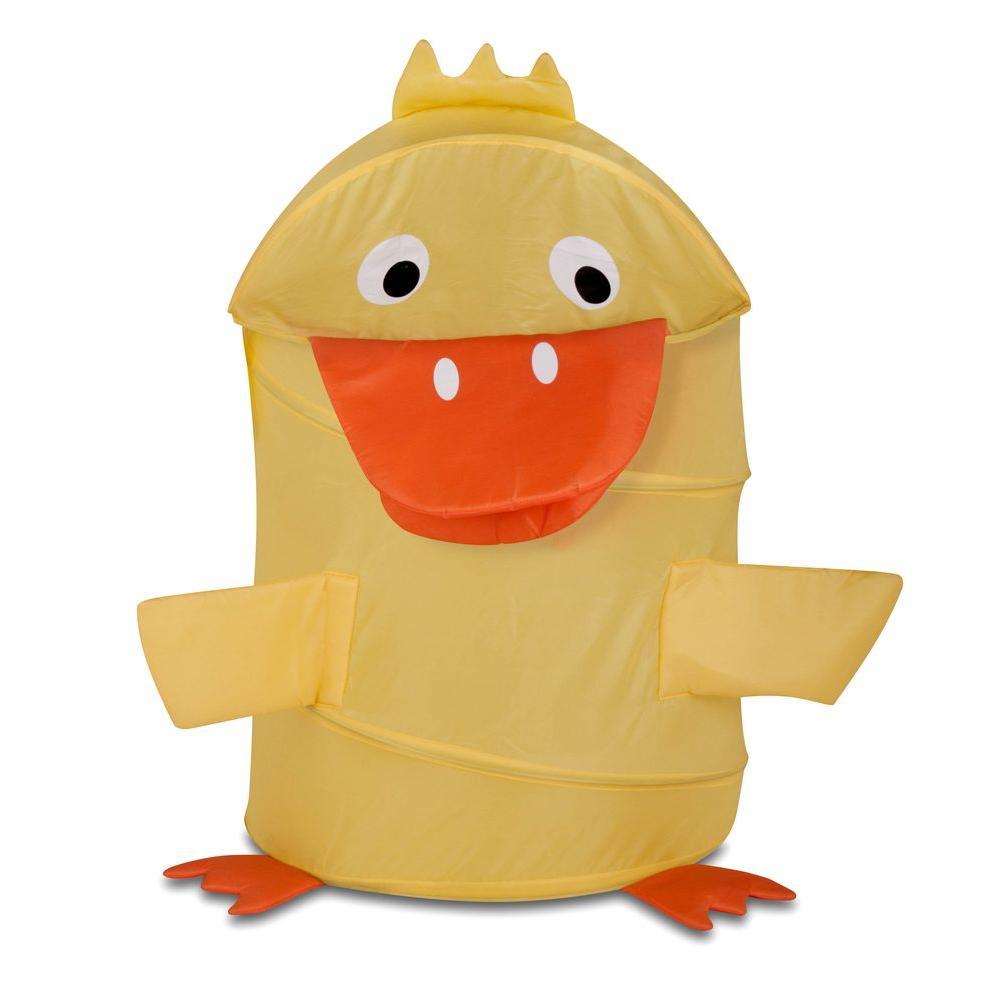 Large Kids Pop-Up Hamper Duck