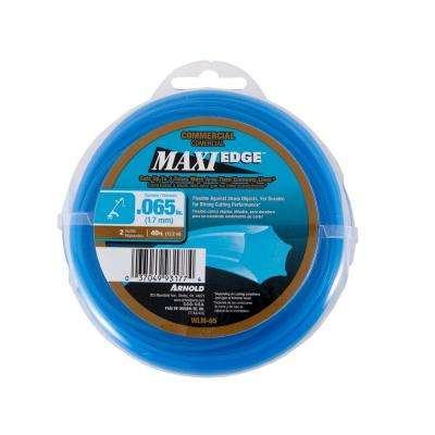 00.065 in. x 40 ft. Maxi Edge Commercial Trimmer Line