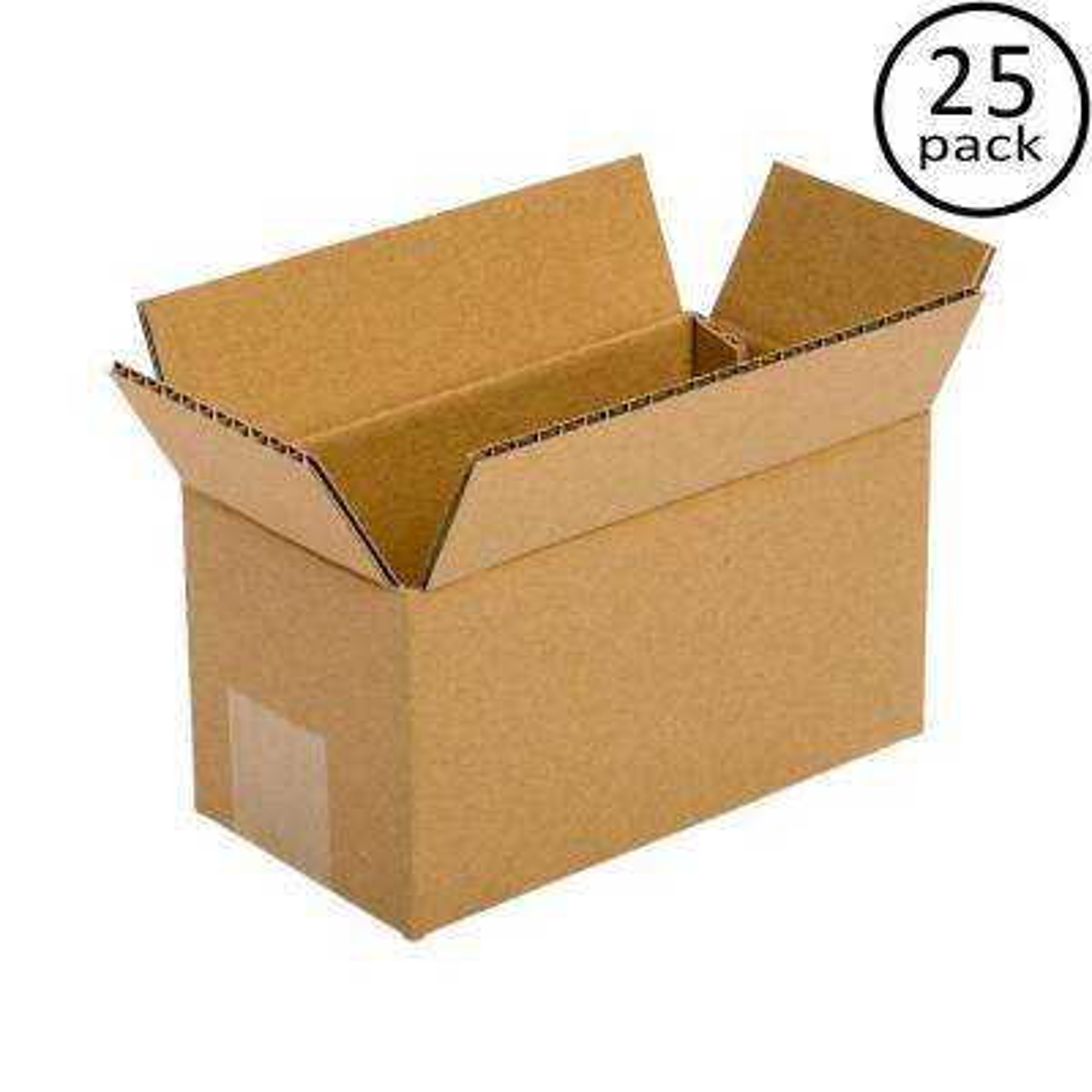 8 in. x 4 in. x 4 in. 25-Box Bundle