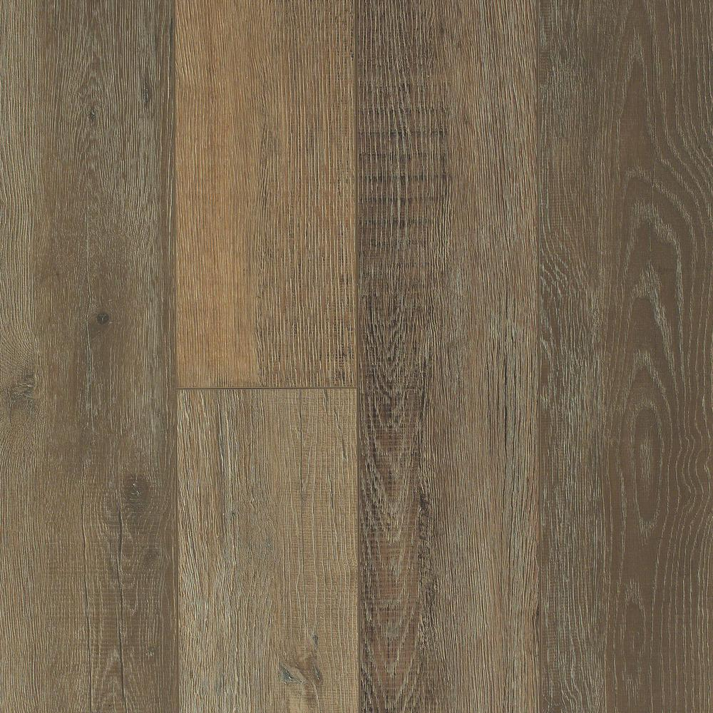 Shaw Medina Oak 8 in. x 72 in. Canyon Resilient Vinyl Plank Flooring (31.51 sq. ft. / case)